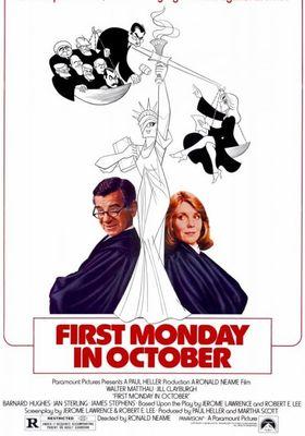 10월의 첫 월요일의 포스터