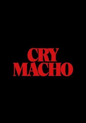 『Cry Macho(原題)』のポスター