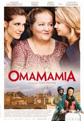Omamamia's Poster