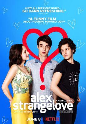 『アレックス・ストレンジラブ』のポスター
