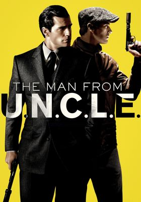 The Man from U.N.C.L.E.'s Poster