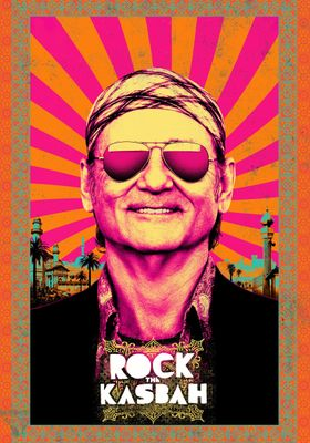 Rock the Kasbah's Poster