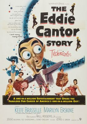 The Eddie Cantor Story's Poster