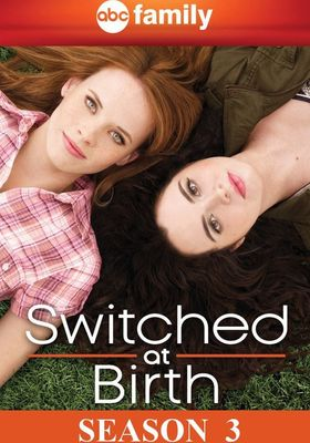 Switched at Birth Season 3's Poster