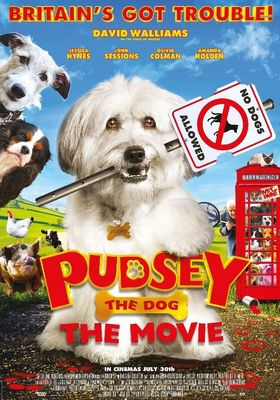 Pudsey the Dog: The Movie's Poster