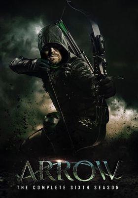 Arrow Season 6's Poster