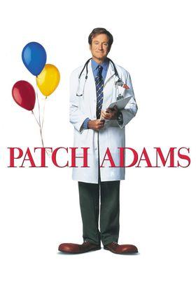 『パッチ・アダムス トゥルー・ストーリー』のポスター
