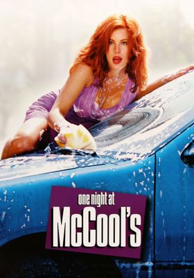 One Night at McCool's's Poster
