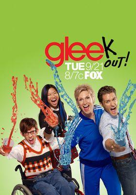 『glee/グリー シーズン2』のポスター