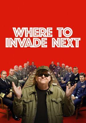 『マイケル・ムーアの世界侵略のススメ』のポスター